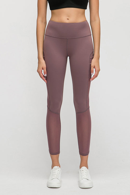 High-Waist Senorita Leggings