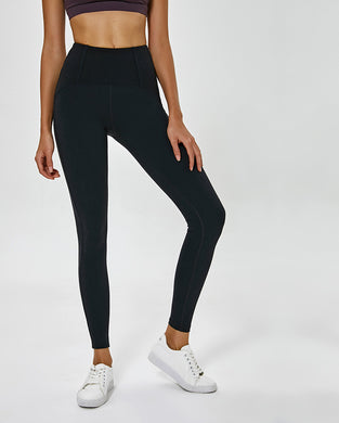High-Waist Corset Leggings