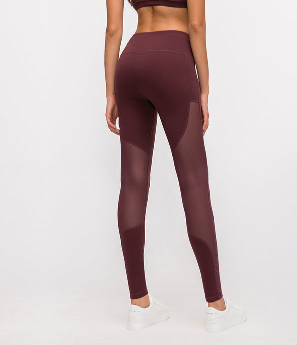 High-Waist Nirvana Leggings