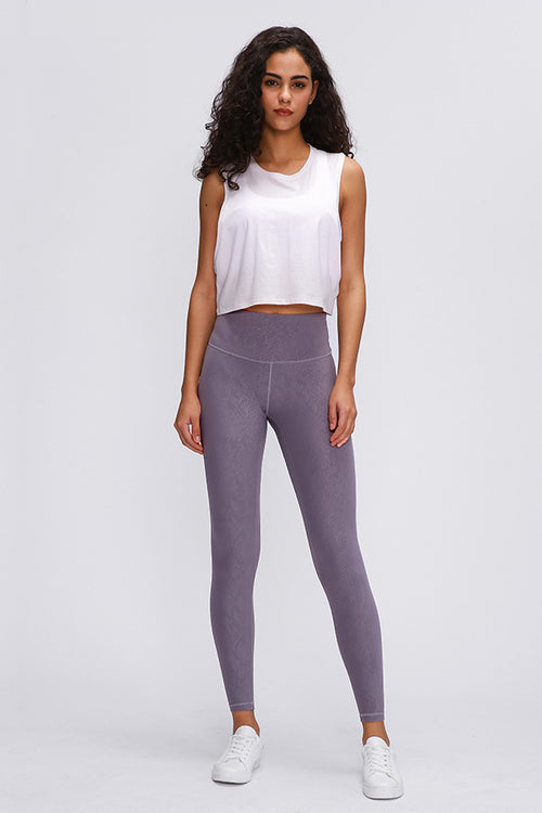 High-Waist Reverie Leggings