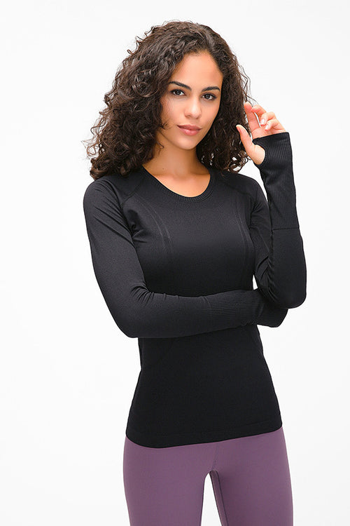 Mindfulness Long Sleeve Top