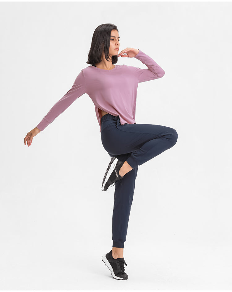 Mastery Long Sleeve Top