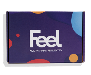 Feel Multivitamin Subscription / Delivered Monthly