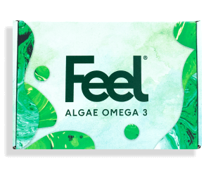 Feel Algae Omega 3 Subscription / Delivered Monthly
