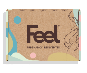 Feel Pregnancy box