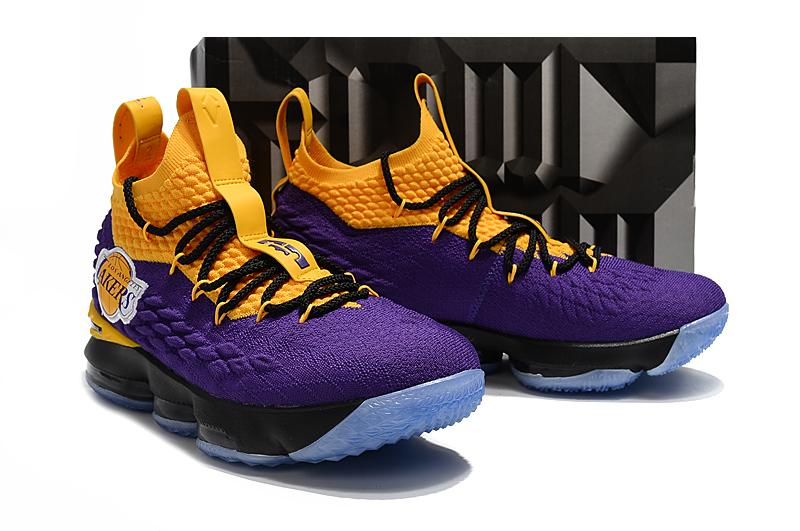 c6e2950ccd79 Nike Lebron 15 x Lakers – Alter Watches