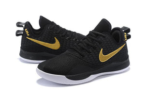 the latest 25237 d4005 ... Nike Lebron Witness 3 x Black Gold