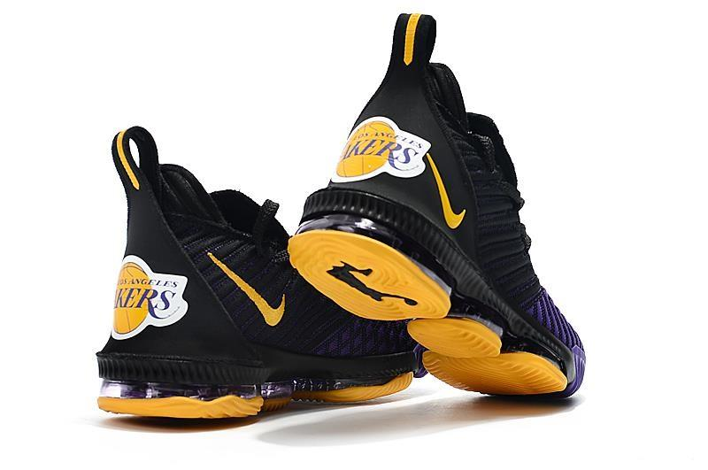 0c06a6f13165 ... Nike Lebron 16 x Lakers Nike Lebron 16 x Lakers