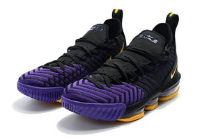 Nike Lebron 16 x Lakers