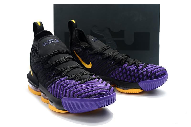 86394c496f2 Nike Lebron 16 x Lakers – Alter Watches
