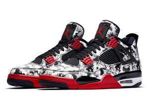 Air Jordan 4 x Tattoo