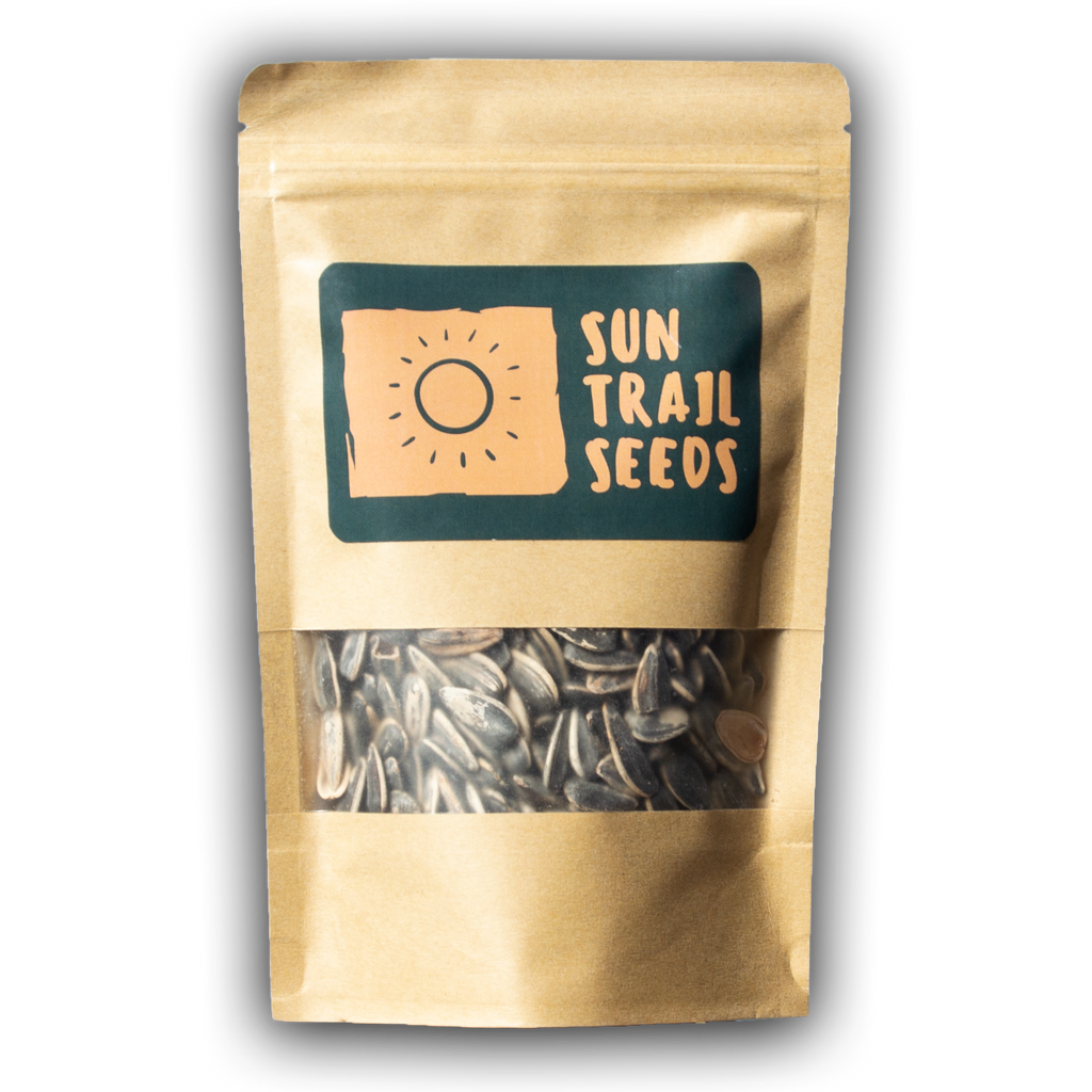 Original Sunflower Seeds (4oz) - Sun Trail Seeds