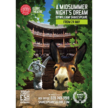 A Midsummer Night's Dream - Print on Demand A3 Poster