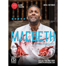 Macbeth - Print on Demand A3 Poster