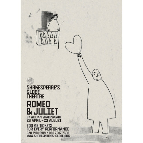 Romeo & Juliet (2009) - Print to Order