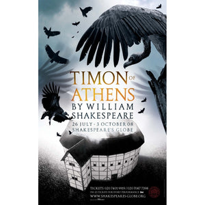 Timon of Athens - Print on Demand A3 Poster