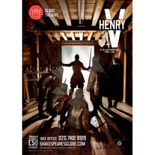 Henry V - Print on Demand A3 Poster