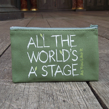 Shakespeare purse