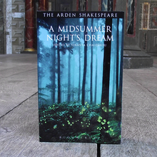 The Arden Shakespeare - A Midsummer Night's Dream. Paperback book.