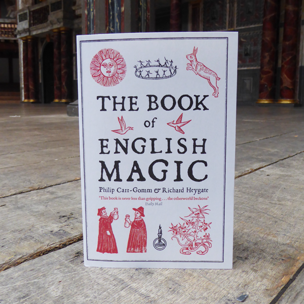 The book of English magic, Philip Carr-Gomm & Richard Heygate