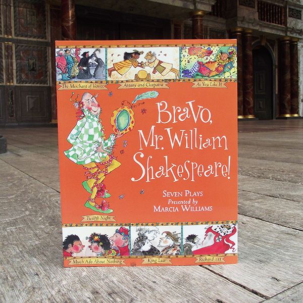 Cartoon Shakespeare - Bravo Mr William Shakespeare