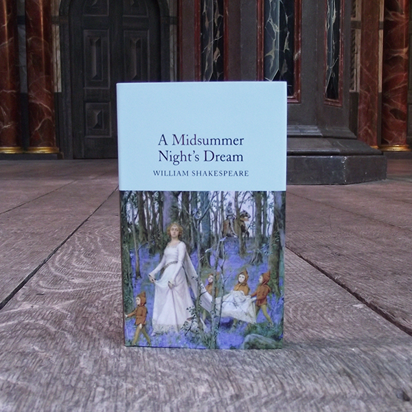 Collector's Library Shakespeare - A Midsummer Night's Dream. Hardback mini book.