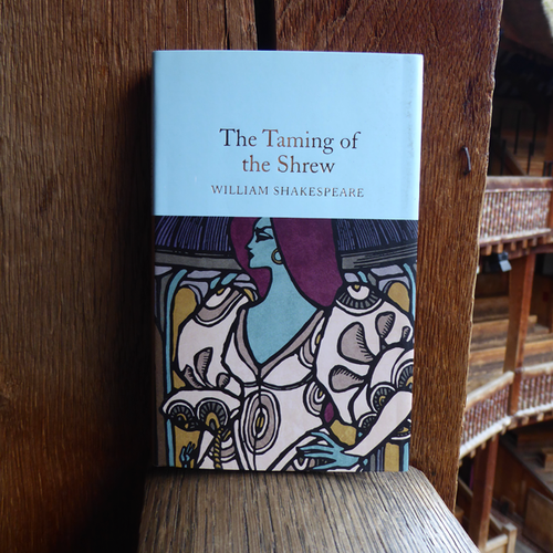 Collector's Library Shakespeare - The Taming of the Shrew. Hardback mini book.