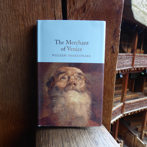 Collector's Library Shakespeare - The Merchant Of Venice. Hardback mini book.