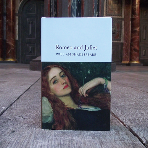Collector's Library Shakespeare - Romeo & Juliet. Hardback mini book.