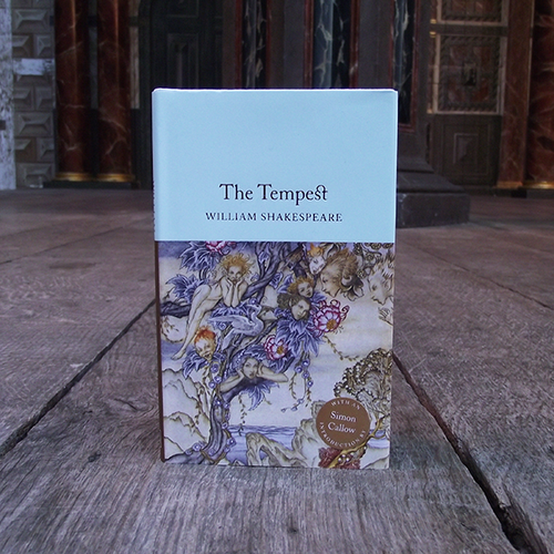 Collector's Library Shakespeare - The Tempest. Hardback mini book.