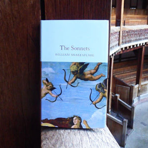 Pocket sized hardback Collector's Library copy of The Sonnets by William Shakespeare