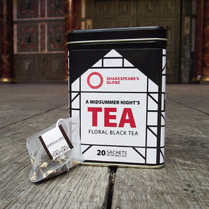 A Midsummer Night's Tea (Tin of 20 sachets)