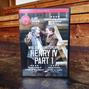 Henry IV Part 1 DVD (2010)