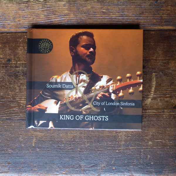 King Of Ghosts CD