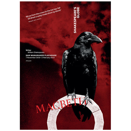 Macbeth (2018/19) - Print to Order