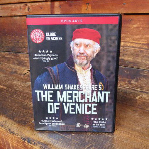 The Merchant Of Venice DVD (2015)