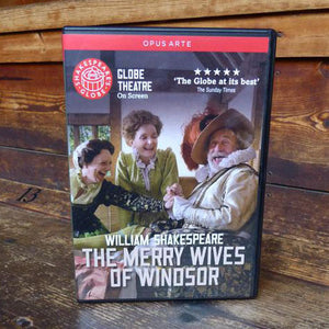 The Merry Wives Of Windsor DVD (2010)
