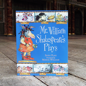 Mr William Shakespeare's Plays Marcia Williams