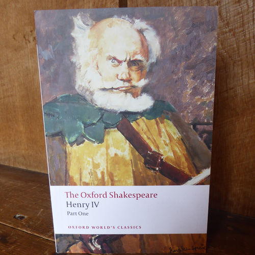 The Oxford Shakespeare - Henry IV, part 1