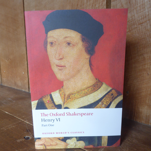 The Oxford Shakespeare - Henry VI, part 1