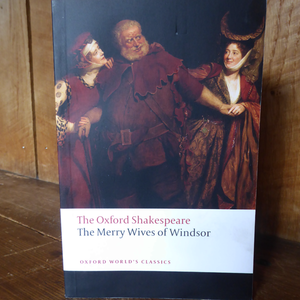 The Oxford Shakespeare - Merry Wives of Windsor