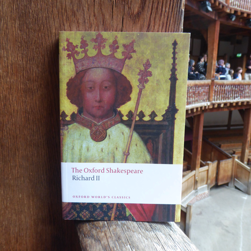 The Oxford Shakespeare - Richard 2