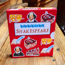 Shakespeare Miniature Pop-up Book