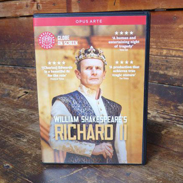 Richard II DVD (2015)