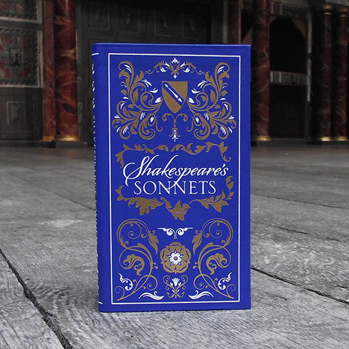 Shakespeare's Sonnets Leatherbound Edition