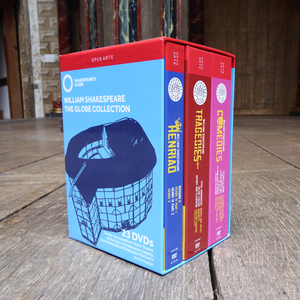 The Globe Collection DVD Boxset