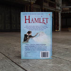 Usborne Shakespeare Hamlet Illustrated by Christa Unzner