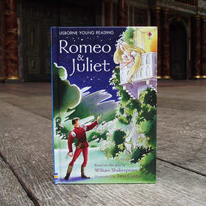 Usborne Shakespeare Plays - Various Titles Retold for Children