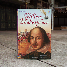 Usborne Shakespeare William Shakespeare by Rosie Dickins