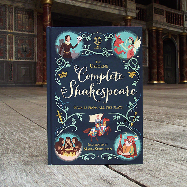 The Usborne Complete Shakespeare